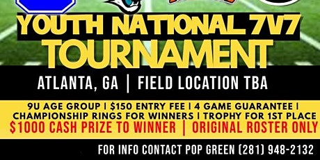 Youth National 7 on 7 tickets