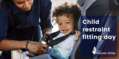 Free Child Restraint fitting day tickets