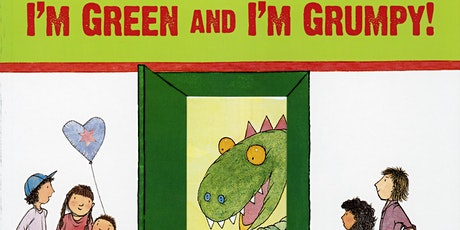 Toddler Story Time - I'm Green and I'm Grumpy tickets