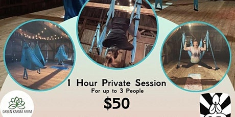 Aerial Yoga tickets