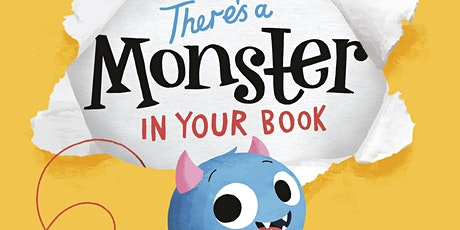Story time - There's a Monster in your book! tickets
