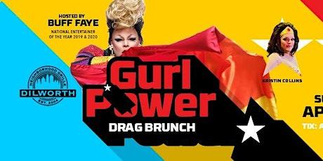 "Buff Faye's ""GURRL POWER""  Drag Brunch: ""Charlotte's #1 Drag Brunch"" tickets"