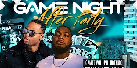 Game Night tickets