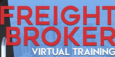 Freight Broker Training tickets