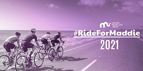 Ride for Maddie tickets