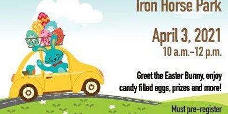 Fort Carson Hoppin' Easter Drive tickets