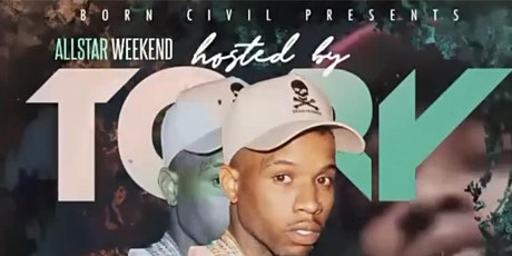 ALLSTAR WEEKEND ATLANTA KICKOFF HOSTED BY TORY LANEZ tickets