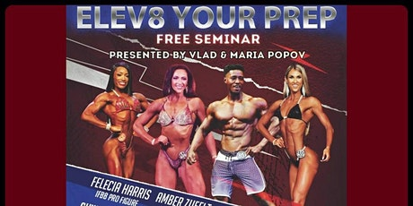 Elev8 Your Prep tickets