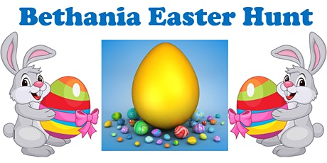 Bethania Easter Hunt tickets