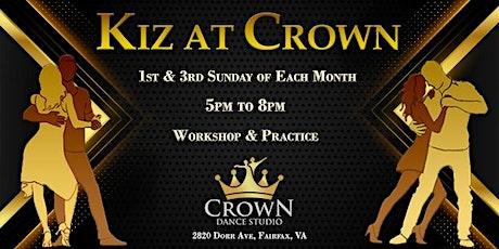 Kiz at Crown tickets