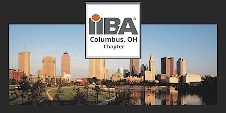 IIBA Columbus March 2021 Chapter Meeting tickets