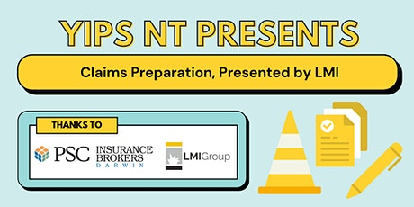 Claims Preparation - Presented by LMI tickets