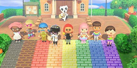 Gaymers! Animal Crossing tickets
