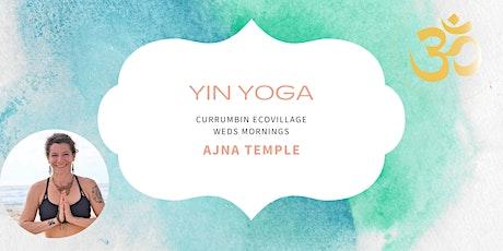 Yin Yoga Series tickets