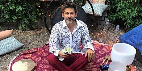 LIVE Full moon outdoor Sound Bath w/Guided meditation tickets