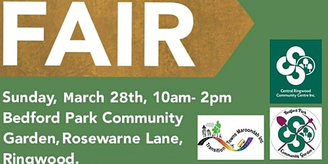 Special COVID Recovery-Living Local-Sustainability Fair tickets
