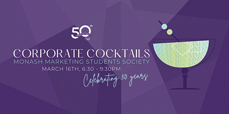 MMSS Corporate Cocktails tickets