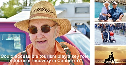 Could accessible tourism play a key role in tourism recovery in Canberra? tickets