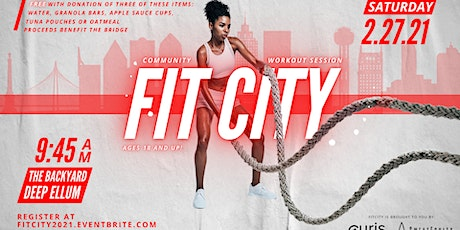 FIT CITY tickets