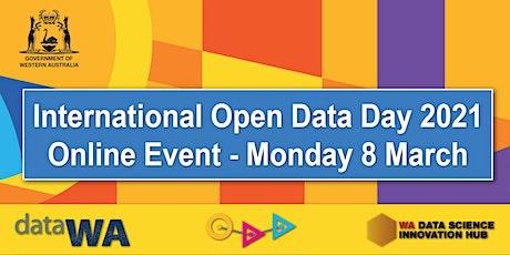 International Open Data Day Webinar tickets