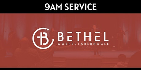 9am Sunday Service boletos