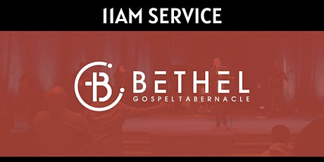 11am Sunday Service tickets
