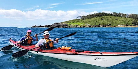 Women's Sea Kayaking Day Trip // Sunday 14th November tickets