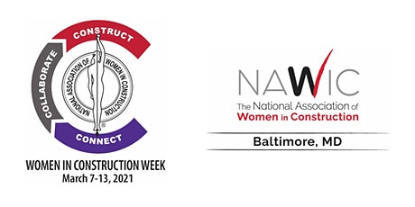 NAWIC Baltimore WIC Week - Wear (and Drink) Red Happy Hour tickets