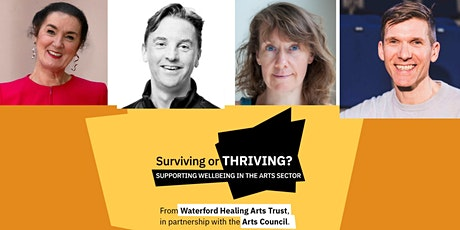 Surviving or Thriving? Supporting wellbeing in the arts sector: Dance tickets