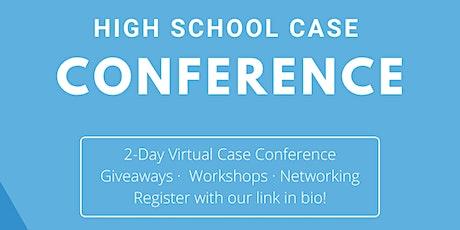 UBN Virtual High School Case Conference tickets