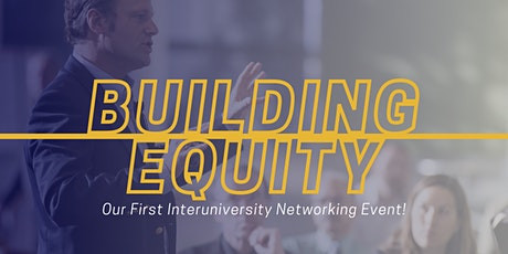 Laurier Venture Capital - Building Equity, Networking/Panel Event tickets