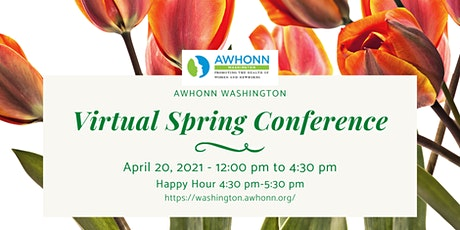 AWHONN Washington Virtual Spring Conference tickets