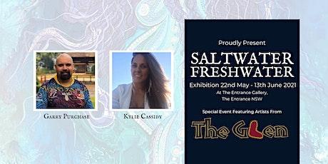Saltwater Freshwater Art Exhibition - Opening Night tickets