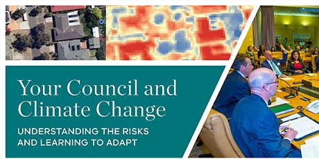 Your Council & Climate Change: Understanding the risks & learning to adapt tickets