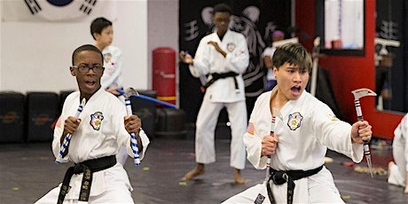 FREE Adult Martial Arts  (17+yrs) tickets