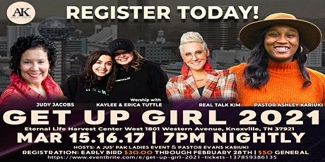 Get Up Girl 2021 tickets
