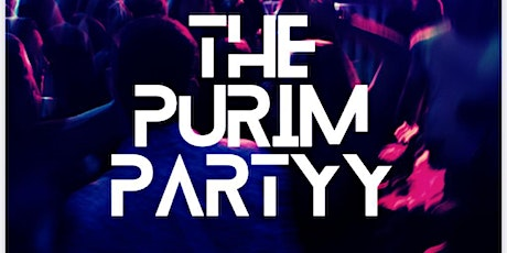 the purim partyy tickets