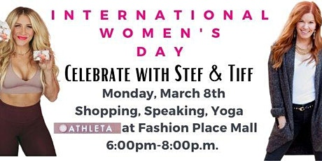 National Women's Day with Stef & Tiff tickets