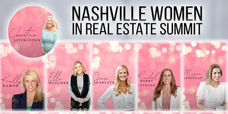 Nashville WOMEN in Real Estate SUMMIT tickets