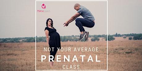 Virtual Group Prenatal Class tickets