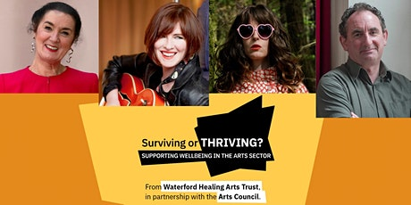 Surviving or Thriving? Supporting wellbeing in the arts sector: Music tickets