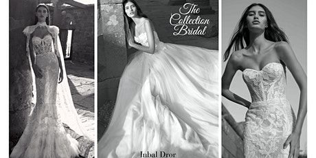 Inbal Dror Trunk Show: 2021 Wedding Dress Collection tickets