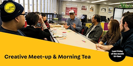 Creative Meet-up and Morning Tea tickets