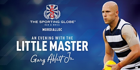 An Evening with Gary Ablett Jr - Mordialloc tickets