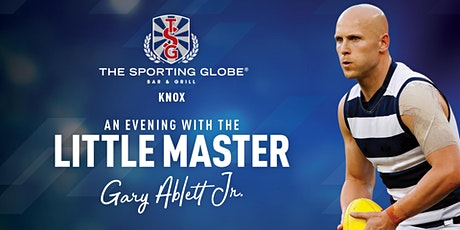 An Evening with Gary Ablett Jr - Knox tickets