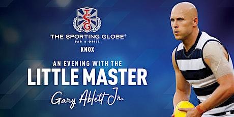 An Evening with Gary Ablett Jr - Knox tickets