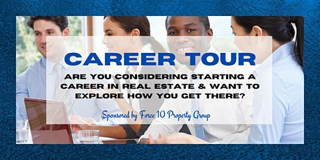 Real Estate Career Informational Tour tickets