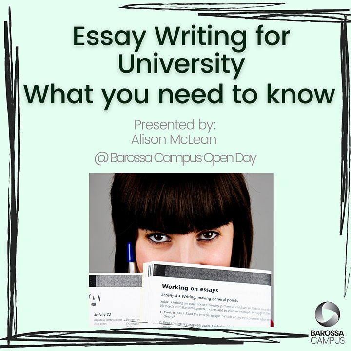 Essay Writing for University - What you need to know image