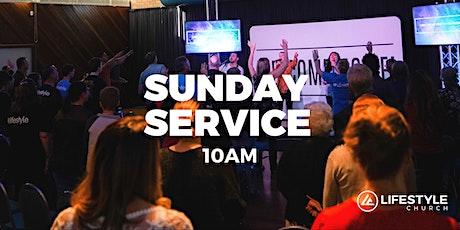 LIFESTYLE CHURCH CALLIOPE - SUNDAY SERVICE tickets