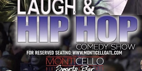 COMEDY @ MONTICELLO COMEDY CLUB tickets